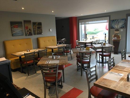 Grande-Riviere, Canada: Resto Lounge