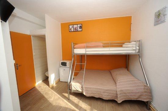 Kremlin Bicetre, فرنسا: Une de nos chambres familiales