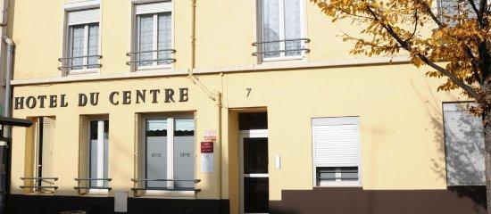 Kremlin Bicetre, France: Façade de l'hôtel
