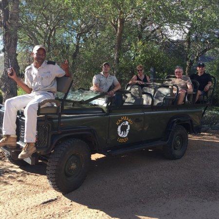 Timbavati Private Nature Reserve, Νότια Αφρική: photo1.jpg