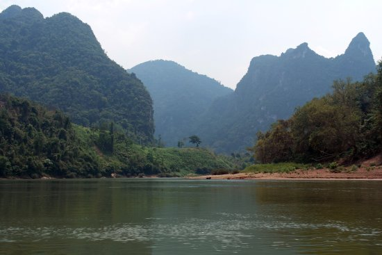 Nong Khiaw, Laos: From Nam Ou River