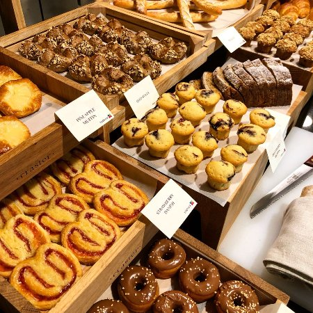 Pastry Buffet Counter