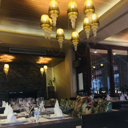 Fantastic food and lovely aesthetic in the restaurant