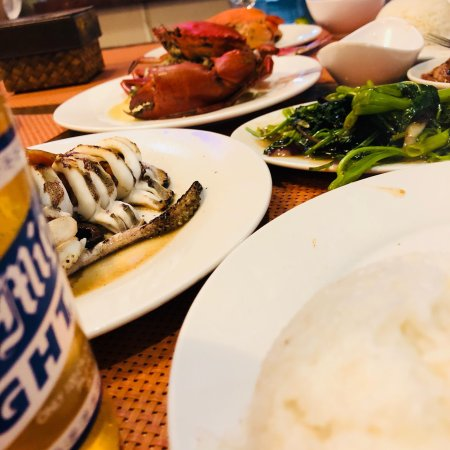Paraiso Grill: BBQハウスです。
