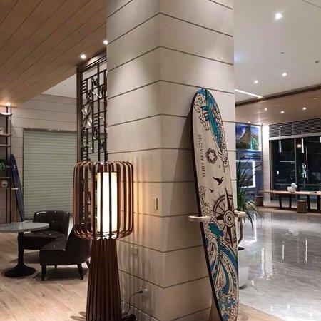 Foto de Discovery Hotel