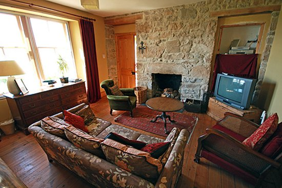 Culbokie, UK: Sitting Room