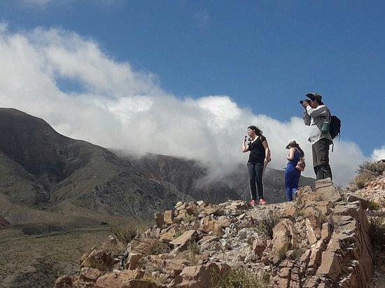 Purmamarca, Argentinië: Por las Sendas de Viltipoco