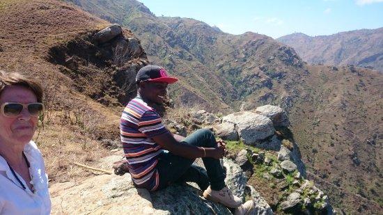 Lushoto, Tanzania: Mambo Footprint