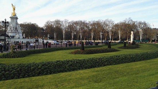 Hyde Park: ..venendo da Buckingam Palace