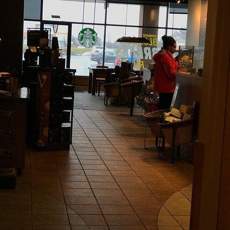 Troy, MI: Starbucks