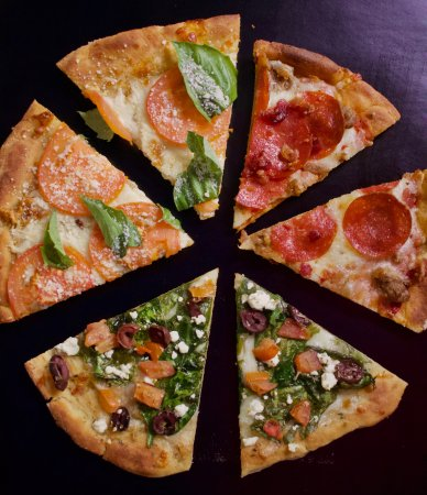 Altieri's Pizza: gluten free options are amazing