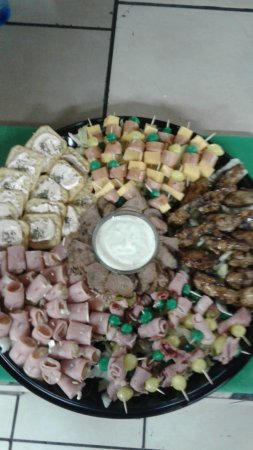 Marloth Park, South Africa: Platter for Pool league on wednesdays