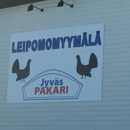 Laukaa, Finland: Jyvas Pakari Oy Leipomo-kahvila