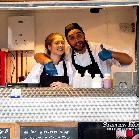 Stam & Maria Greek Street Food York