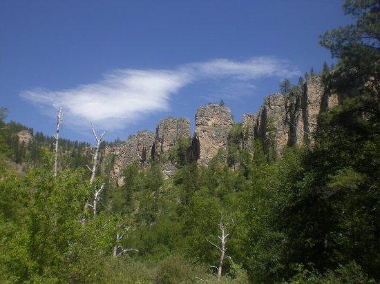 Spearfish Canyon: Beautiful peaks, waterfalls and hiking trails