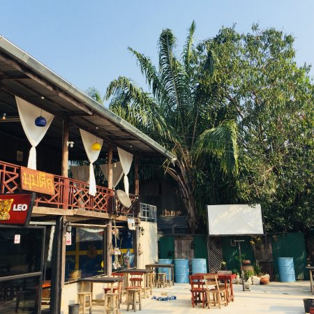 Ban Phai, Tailandia: ร้าน มุมตึก