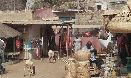 Village Artisanal de Saly