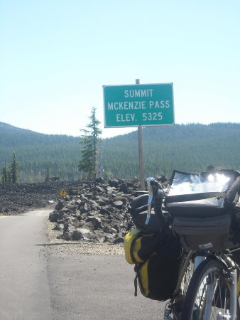 写真McKenzie Pass-Santiam Pass loop枚