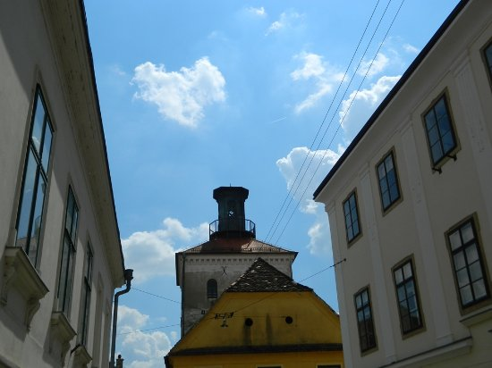 Lotrščak Tower: spring