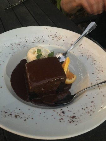 Titikaveka, Ilhas Cook: the best dessert!