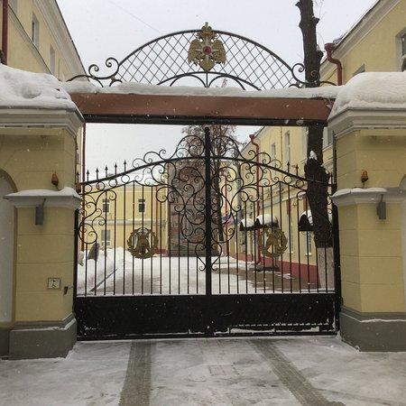 Московское пожарное депо