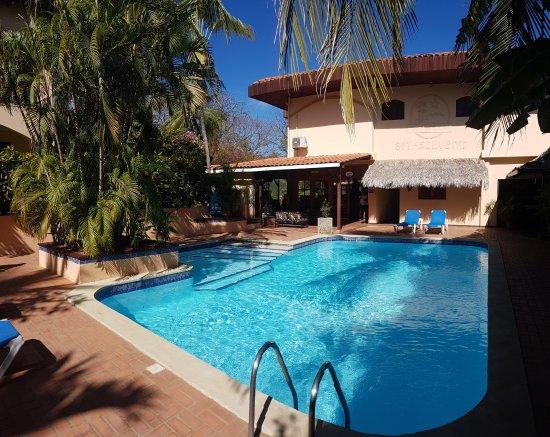 Villa del Sueno: piscina