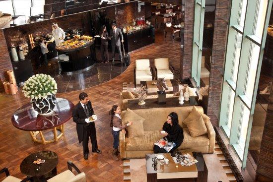 Fairmont Nile City : Fairmont Gold Lounge