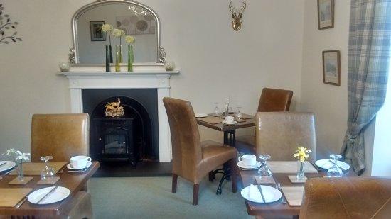 Dores, UK: Breakfast room