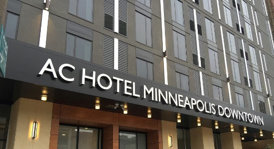AC Hotel Minneapolis Downtown - UPDATED 2018 Reviews & Price Comparison (MN) - TripAdvisor