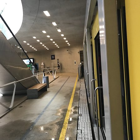 Hungerburgbahn in Innsbruck: photo1.jpg