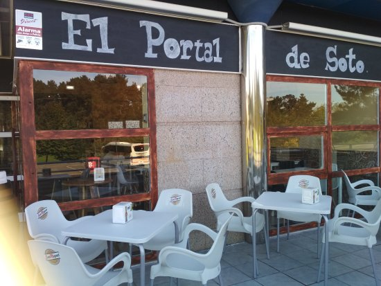Pruvia, España: Terraza