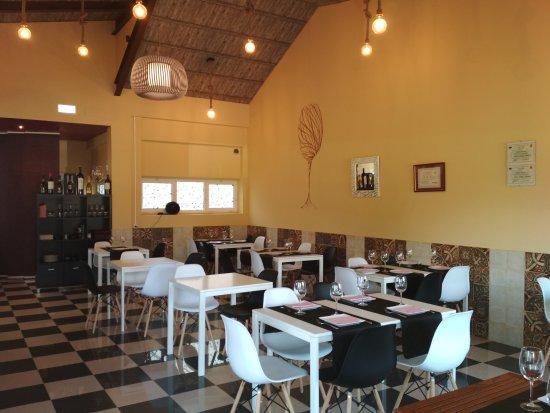 Pruvia, España: Restaurante