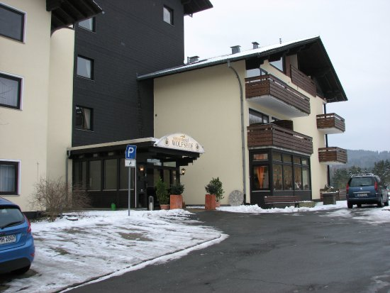 Sonnenhotel Wolfshof Photo