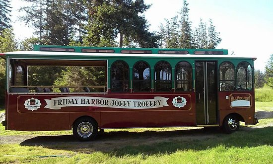 Friday Harbor Jolly Trolley