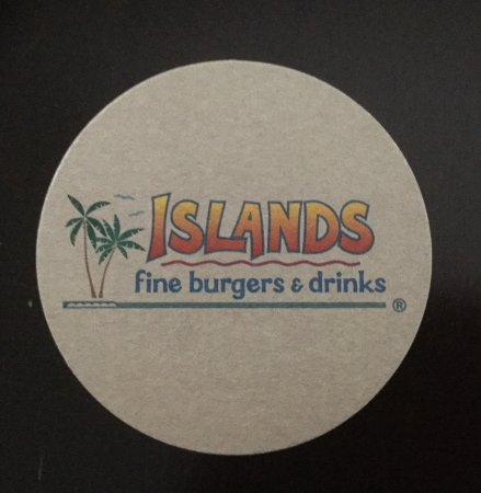 Islands Restaurant: Logo del restaurante