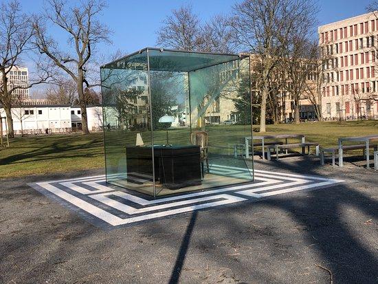 Theodor Adorno Monument