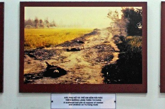 Quang Ngai, فيتنام: My Lai (Son My Vestige Site / Spurenstätte Son My), Opfer