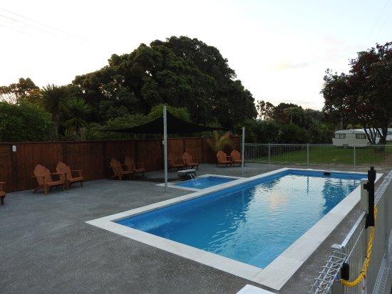Pool - Picture of Ohiwa Beach Holiday Park, Opotiki - Tripadvisor