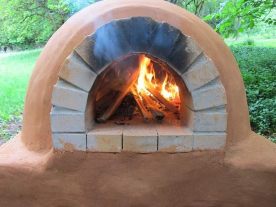 Orleans, Kalifornien: See our website for wood-fired pizza nights!