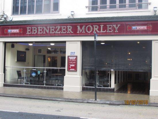 Ebenezer Morley