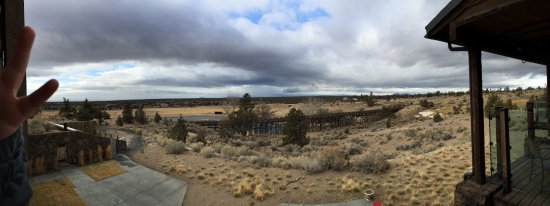 Powell Butte, OR: View from the restaurant