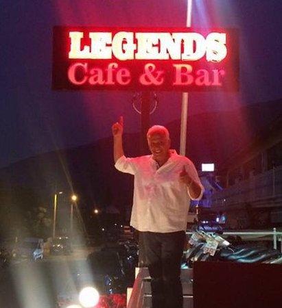 Legends Cafe & Bar