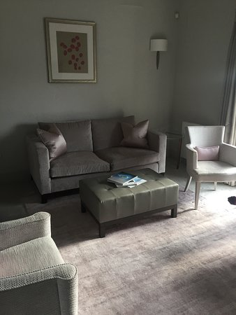 The Samling Hotel: Elterwater living room