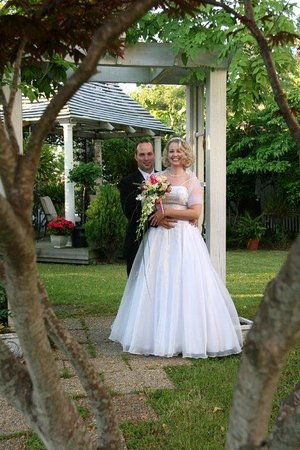 The White Doe Inn: The Inn is a perfect place for An Intimate Wedding.
