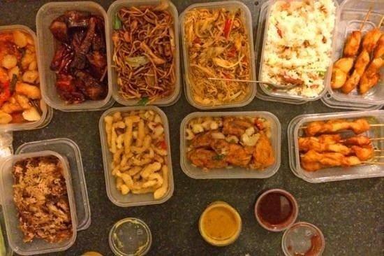 Chinese Restaurant Prestwick