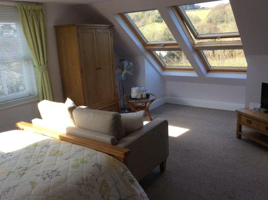 Moretonhampstead, UK: 'Butterdon' Kingsize Junior Suite
