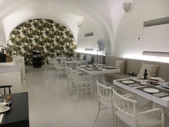 Hotel Palacio de Villapanes: Breakfast room