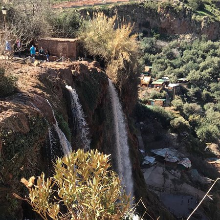 Foto Private Tour: Ouzoud Falls Day Trip from Marrakech