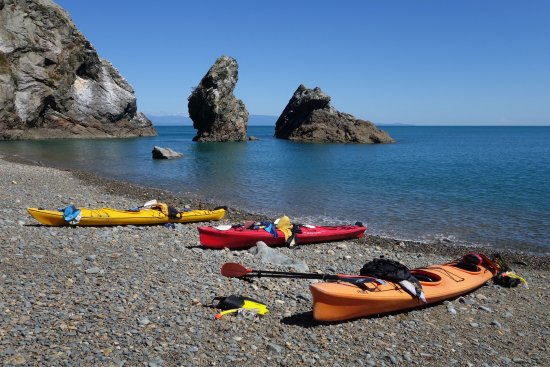Nelson, New Zealand: Cable Bay Kayaks