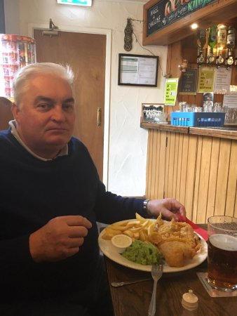 The Kings Head Pub: Don't miss the fish and chips